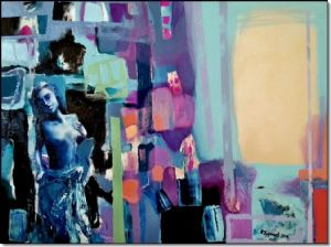 PATIENCE, 2013 cm. 80 x 60