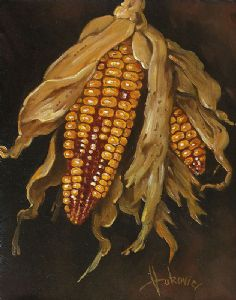 His Majesty - Corn