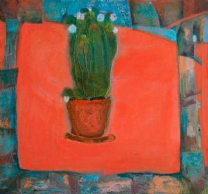 Biganti,Zarina-Blooming cactus