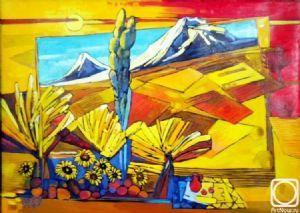 Kazaryan,Melik-Mount Ararat