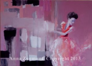Woman in Red   2012