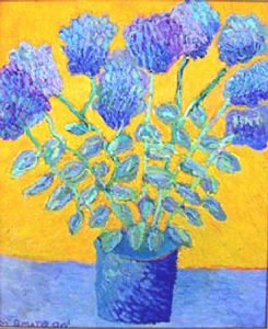 Amato,Michael-PurpleBlue Flowers
