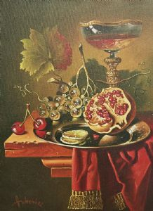 vukovic,dusan-Half of pomegranate for you