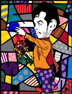 Cantinflas ~like Britto~
