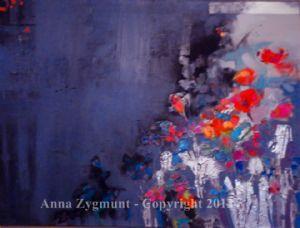 ZYGMUNT,ANNA-Misty Flowers - 2013