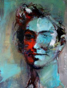 Avdush Emini,Shefqet-9.Untitled