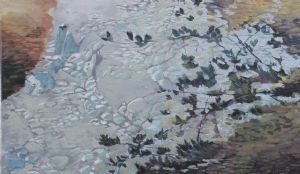 Tenno lake detail 1