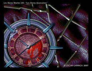 Les Hores Assassines (Les Hores Mortes VIII)