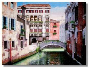 JOSEPH,I.-studying in Venice