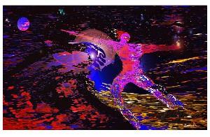 Space Dancer.