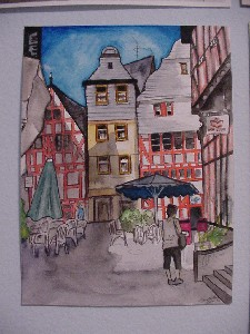 Limbourg in Germany