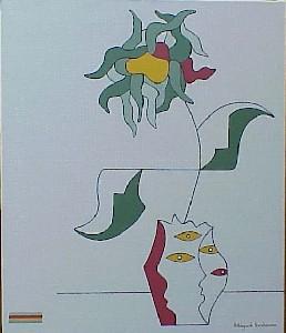 Handsaeme,Hildegarde-FLOWER II
