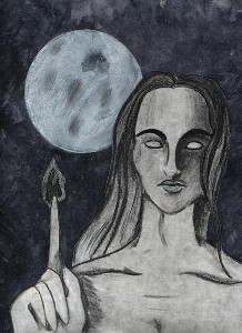 Allenbach,Gregory  Haunt-Venus' Flame