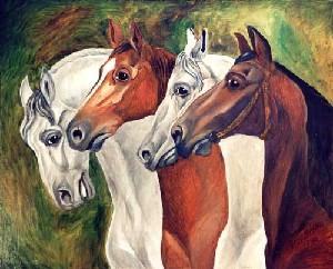 Siren,Alvi-Horses