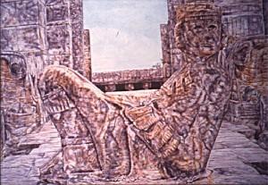 Bulman,Rick-Temple Altar
