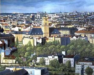 Berlin-Panorama Schoneberg