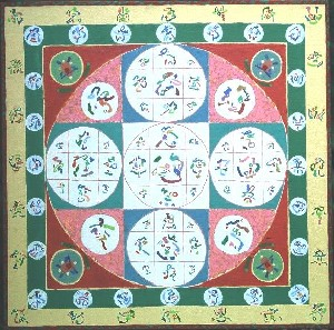 Yoshida,Mineko-Mandala No.2