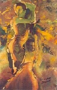 Mohammed,Saoud-Dance of a widow