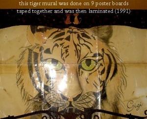 Boyd,Gigi-Tiger Mural