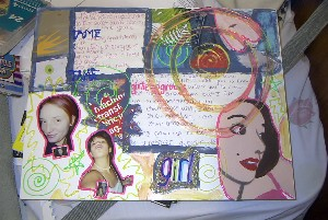 Savage,Carrie-wam bam collage