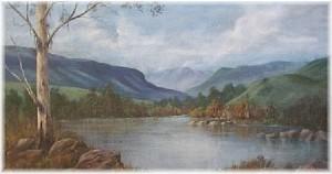 Moody River