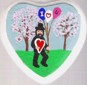 Chassidic Valentine