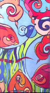 Detail of the Fish