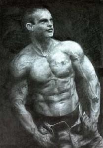 Brett- Portrait