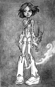 Andersen,Monique-Robotgirl
