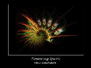 Flowering Spiral