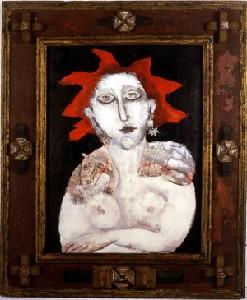 GYORY,ESZTER-ILLEN,THE FEMINIST