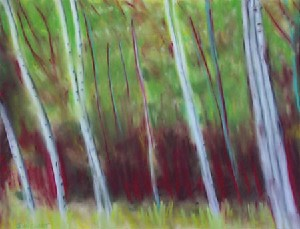 Hughart,Jeff-Birches