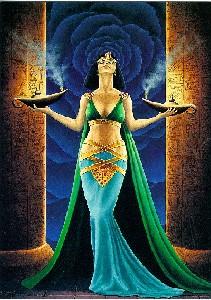 Dana,Uriel-Honoring The Goddess