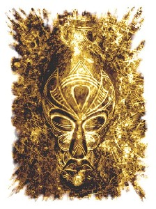 Masque argenticonumerique