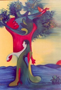 The Female tree(2)
