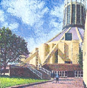 Birtall,Simon-Liverpool Metropolitan Cathedral
