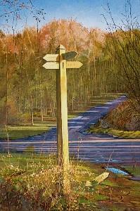 Bedford,John-signpost