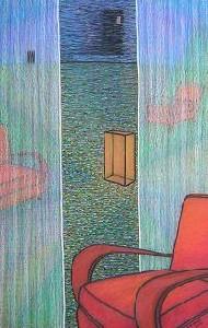 Hammer,David Vincent-'HEAVEN WAITS', 2001.