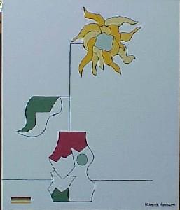 Handsaeme,Hildegarde-FLOWER I