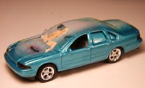 Kustom Airbrushed '96 Chevy Impala SS