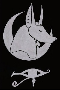 Crane,Mal-Egyptus Anubis