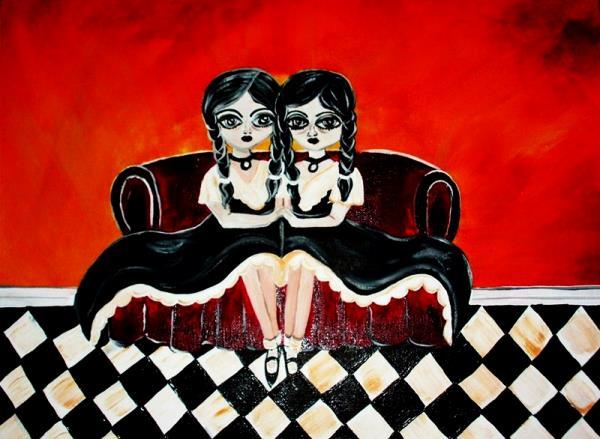 Goth Twins
