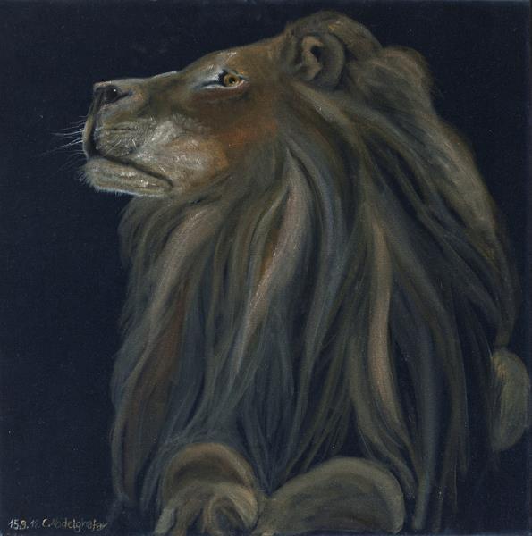 Luethi Abdelghafar,Claudia-Proud lion