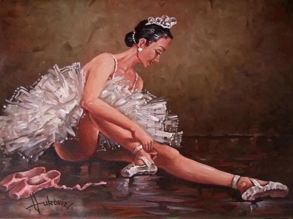 Ballerina Natasha M.