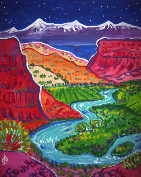 Houseman,Rachel-Chama River Valley