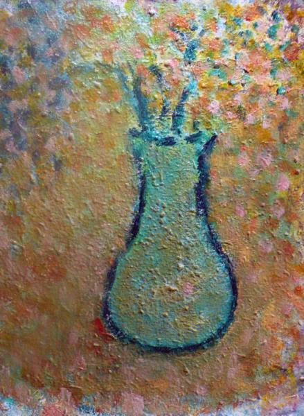 Lagos,Carlos-A simple vase