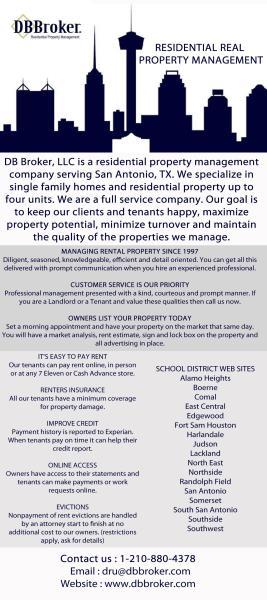 Property Evaluation San Antonio TX