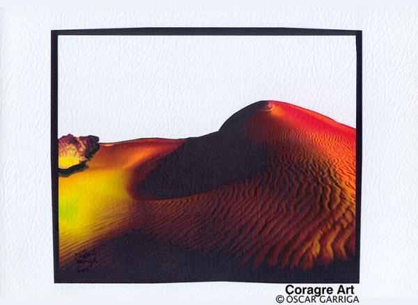 Garriga,Oscar-El Desert que No Existeix