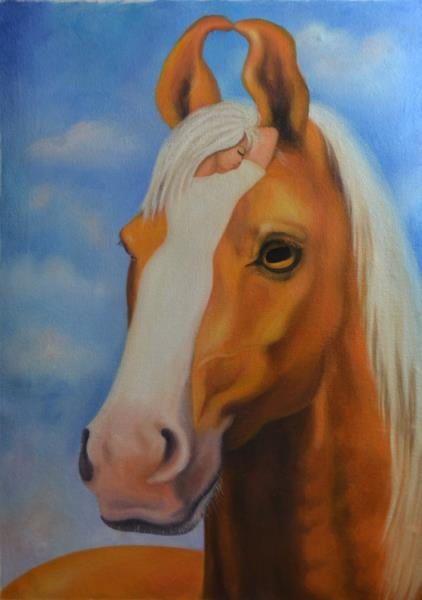 The indian horse
