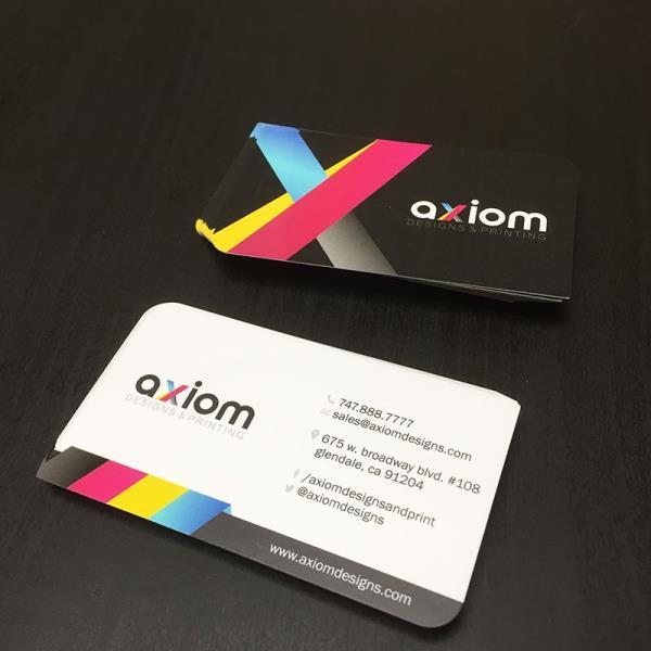 Online Booklet Printing | Axiom Print